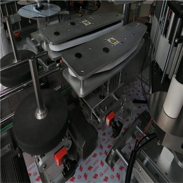 Máquina de etiquetagem Tipo Sigle Side / Double / Facade Side Label Machines