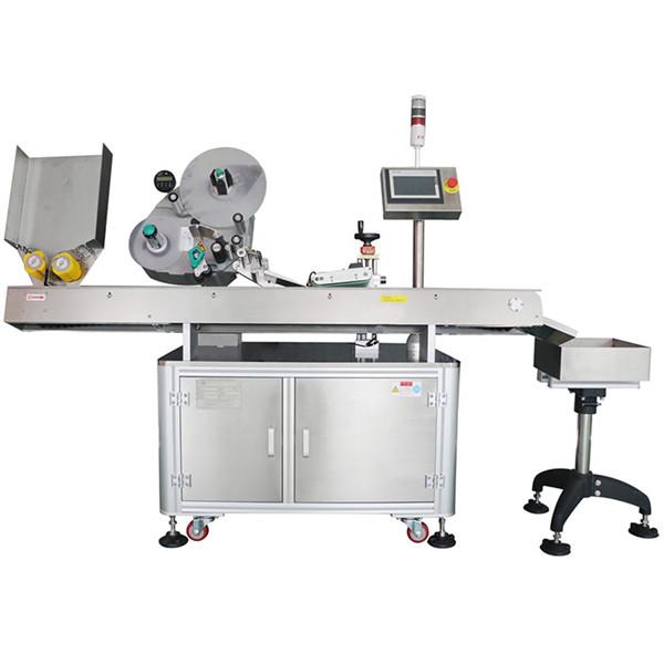 60-500 Pcs Min Economy Máquina Automática de Rotulagem de Frascos Farmacêuticos