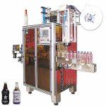Máquina de etiqueta de manga retrátil para bebidas engarrafadas, aplicador de etiqueta de manga retrátil