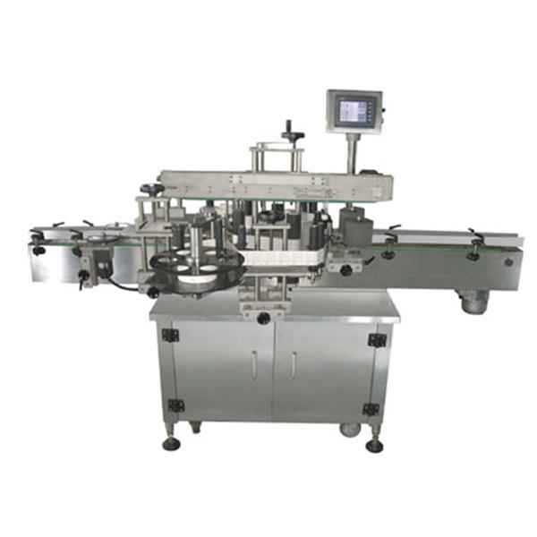Máquina automática de rotulagem de adesivos de dupla face
