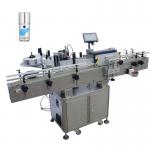 Máquina de etiquetagem automática de cobertura de enchimento