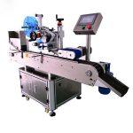Máquina de rotulagem horizontal de garrafa pequena 10ml com controle inteligente automática