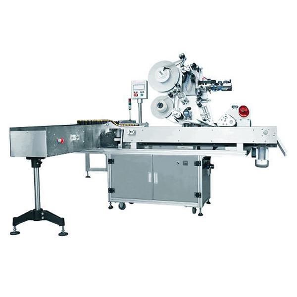 Máquina etiquetadora automática de adesivos para líquidos orais 220V 50HZ 1500W