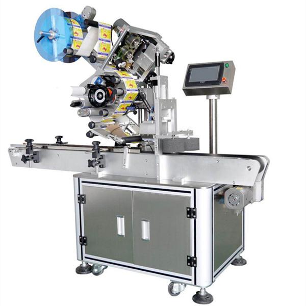 Máquina de etiquetagem autoadesiva de paginação
