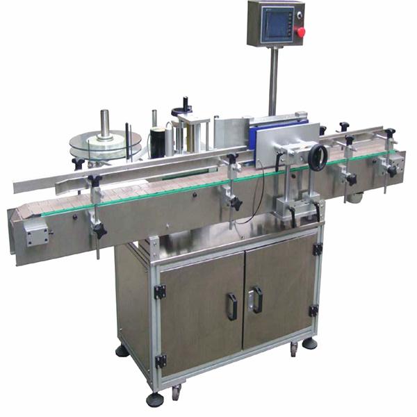 Máquina de etiquetagem autoadesiva Máquina aplicadora de etiquetas 1 kw