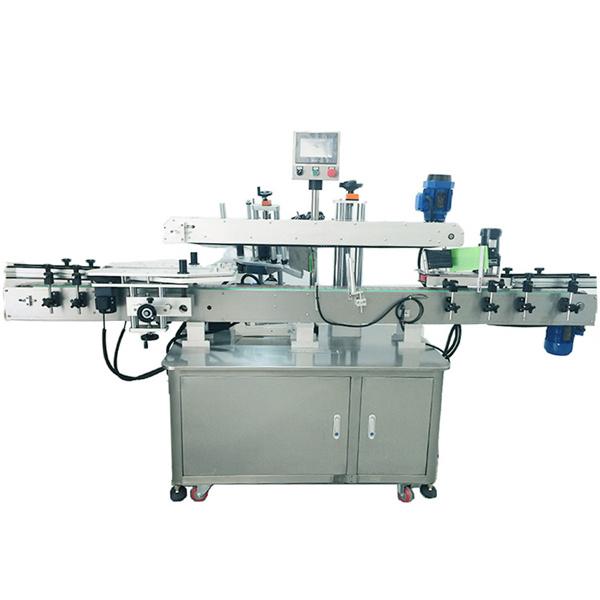 Máquina de rotulagem de adesivos autoadesivos Máquina de rotulagem de copos
