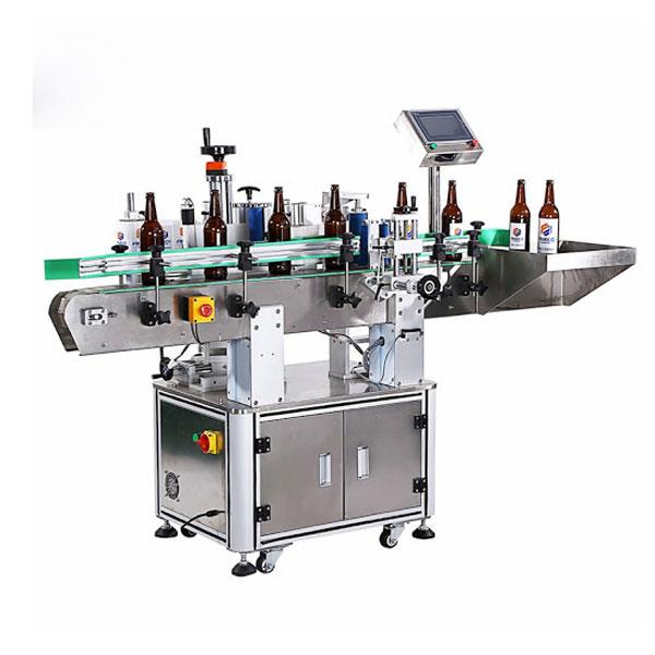 Máquina de rotulagem de garrafas de vinho
