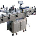 Máquina de rotulagem automática de garrafa redonda de adesivos autoadesivos 220v