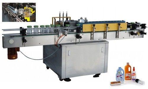 Máquina aplicadora automática de etiqueta de cola fria para garrafa redonda personalizada