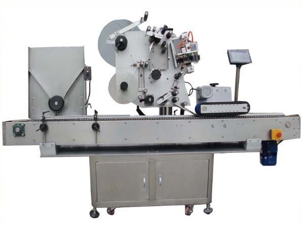 Máquina de rotulagem opp redonda com máquina de codificação