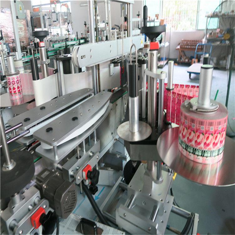 Frente Traseira Máquina de etiquetagem automática de adesivos autoadesiva 330 mm Diâmetro externo máximo