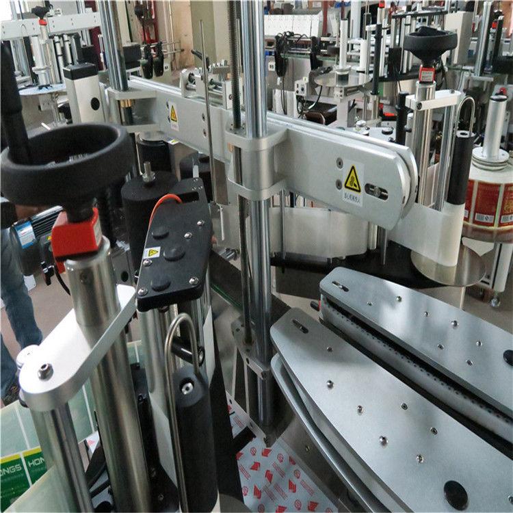 Aplicador de etiqueta automatizado para garrafa redonda / quadrada / subuliforme