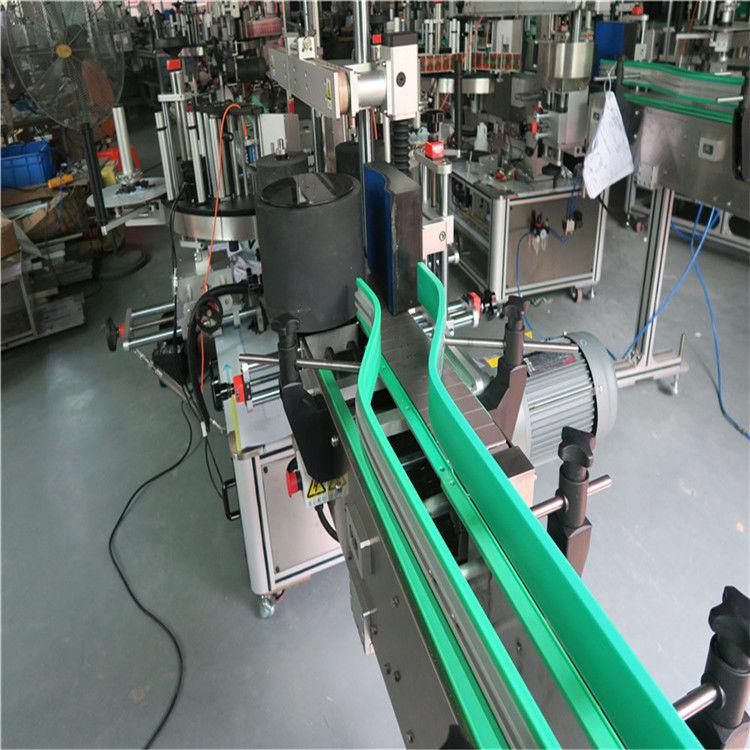 Máquina etiquetadora de duas etiquetas automática dupla face 6000-8000 B / H