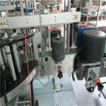 Máquina automática de rotulagem de garrafas de vidro para garrafa de vinho na Austrália / Chile